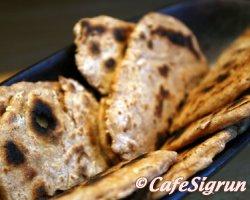 Chapati (indverskar flatkökur)